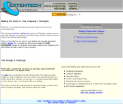 The year is 1999 and Extentech has been launched to help get you online!